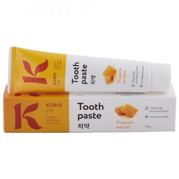 Зубная паста KORIE Propolis Extract