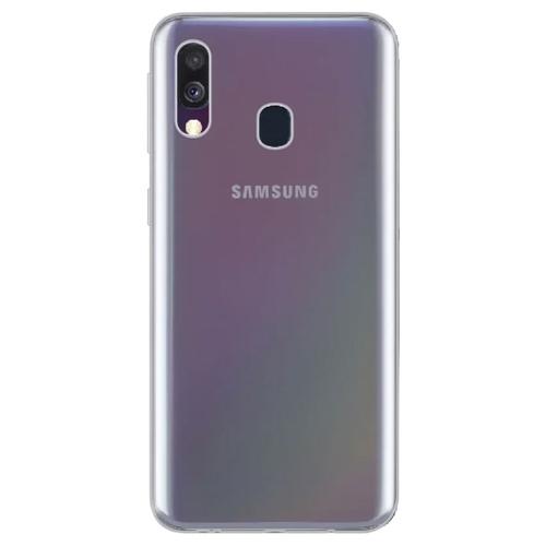 Чехол LuxCase TPU для Samsung Galaxy A40 (прозрачный)