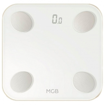 Весы MGB Body fat scale Glass Edition WH