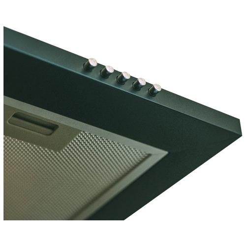 Каминная вытяжка LEX BASIC 500 black