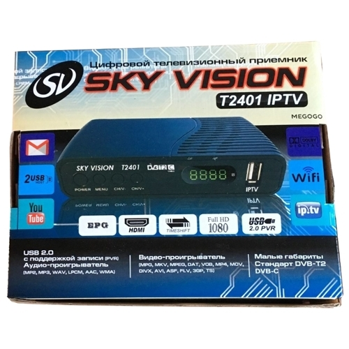 TV-тюнер Sky Vision T-2401