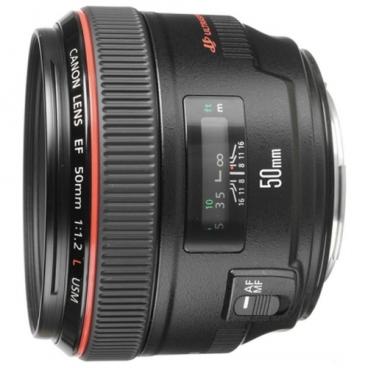 Объектив Canon EF 50mm f/1.2L USM