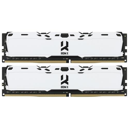 Оперативная память 8 ГБ 2 шт. GoodRAM IR-XW3000D464L16S/16GDC