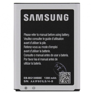 Аккумулятор Samsung EB-BG130BE Samsung Galaxy Star 2 SM-G130E/Galaxy Young 2 SM-G130H/Galaxy Young 2 Duos SM-G130