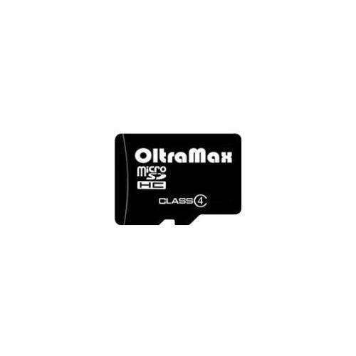 Карта памяти OltraMax microSDHC Class 4