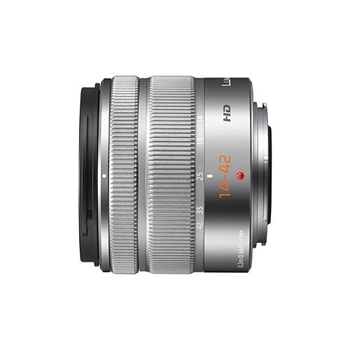 Объектив Panasonic 14-42mm f/3.5-5.6 II Aspherical Mega O.I.S. Lumix G Vario (H-FS1442A)