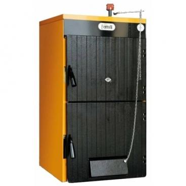 Твердотопливный котел Ferroli SFL 3 22.5 кВт одноконтурный