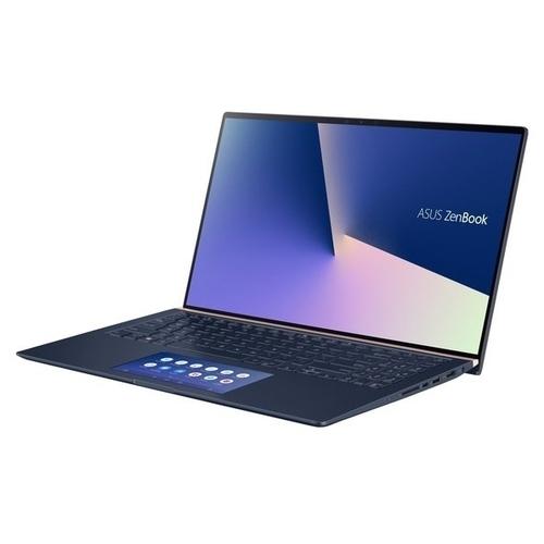 "Ноутбук ASUS ZenBook 15 UX534FTC-AA280T (Intel Core i5 10210U 1600 MHz/15.6""/3840x2160/16GB/512GB SSD/DVD нет/NVIDIA GeForce GTX 1650 4GB/Wi-Fi/Bluetooth/Windows 10 Home)"