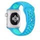CASEY Ремешок силиконовый с перфорацией для Apple Watch 38/40mm