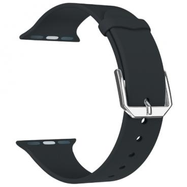 Lyambda Силиконовый ремешок Alcor для Apple Watch 42/44 mm
