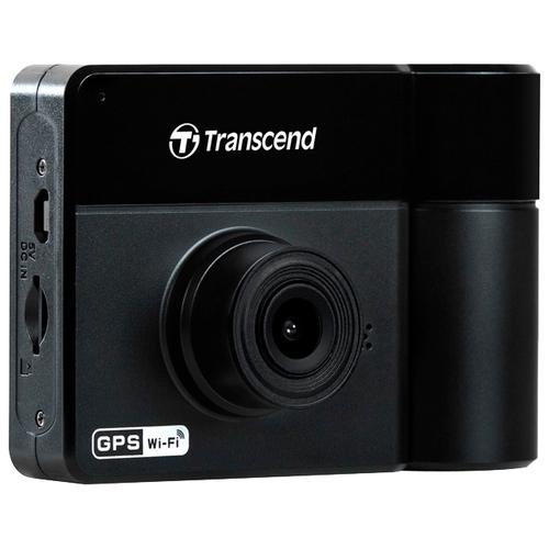 Видеорегистратор Transcend DrivePro 550 (TS-DP550A-32V), 2 камеры, GPS, ГЛОНАСС