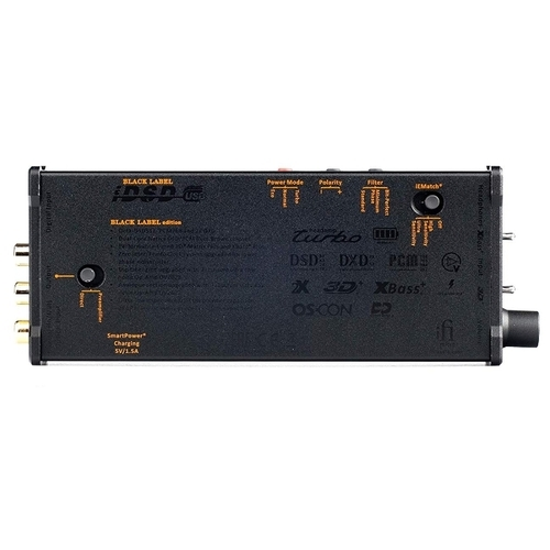 Усилитель для наушников iFi micro iDSD Black Label