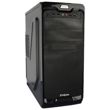 Компьютерный корпус ExeGate UN-604 450W Black