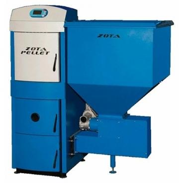 Твердотопливный котел ZOTA Pellet 40S 40 кВт одноконтурный