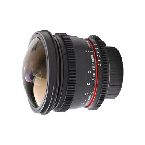 "Объектив Samyang 8mm T3.8 AS IF UMC Fish-eye CS II VDSLR Minolta A"""