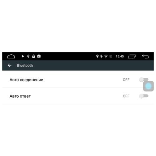 Автомагнитола Parafar Chevrolet Cruze 2009-2012 Android 8.1.0 (PF045KHD)