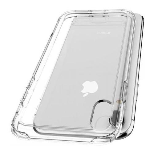 Чехол Spigen Crystal Hybrid (064CS25150) для Apple iPhone Xr