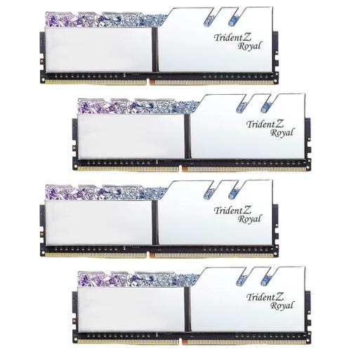 Оперативная память 16 ГБ 4 шт. G.SKILL F4-3600C18Q-64GTRS