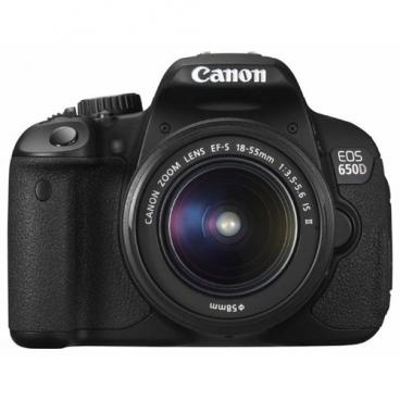 Фотоаппарат Canon EOS 650D Kit