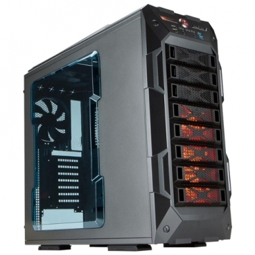 Компьютерный корпус IN WIN BX-141 600W Grey