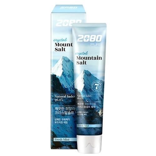 Зубная паста Dental Clinic 2080 Crystal Mountain Salt Fresh Mint