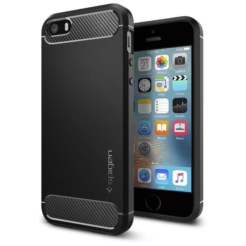 Чехол Spigen 041CS20167 для Apple iPhone 5/iPhone 5S/iPhone SE