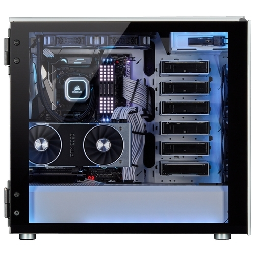 Компьютерный корпус Corsair Carbide Series 678C White