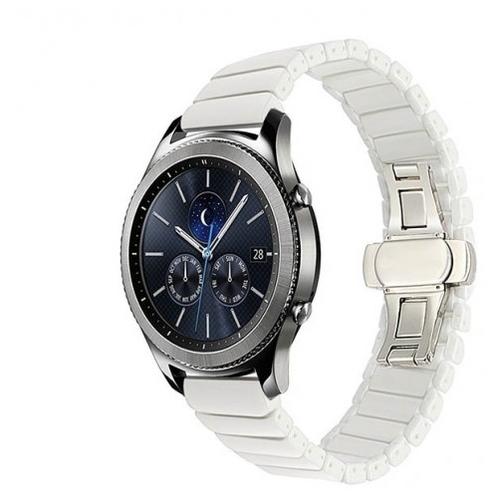 CARCAM Ремешок для Samsung Galaxy Watch Ceramic 42мм