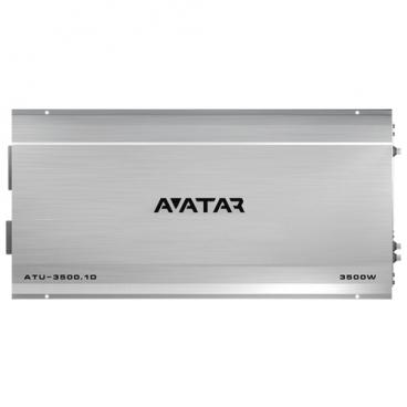 Автомобильный усилитель Avatar ATU-3500.1D