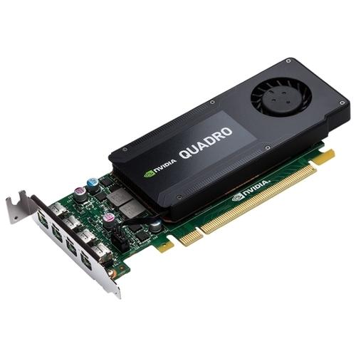 Видеокарта PNY Quadro K1200 PCI-E 2.0 4096Mb 128 bit