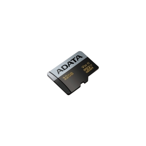 Карта памяти ADATA Premier Pro microSDHC UHS-I U3 V30 Class 10 (R95/W90) + SD adapter