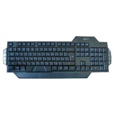 Клавиатура Kreolz LKM01 Black USB