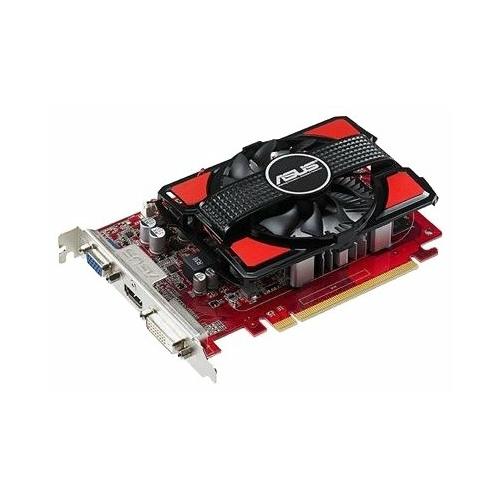 Видеокарта ASUS Radeon R7 250 1000Mhz PCI-E 3.0 1024Mb 4600Mhz 128 bit DVI HDMI HDCP
