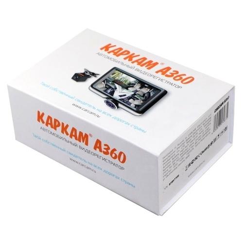 Видеорегистратор CARCAM A360