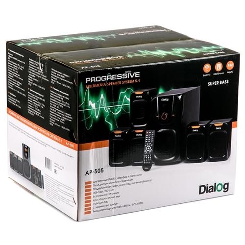Компьютерная акустика Dialog AP-505