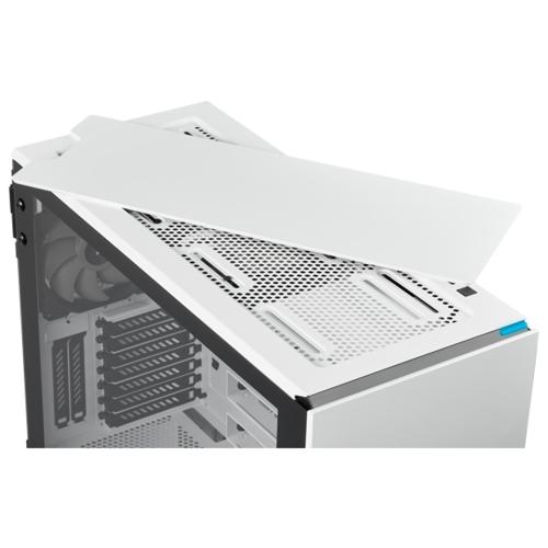 Компьютерный корпус Corsair Carbide Series 678C White