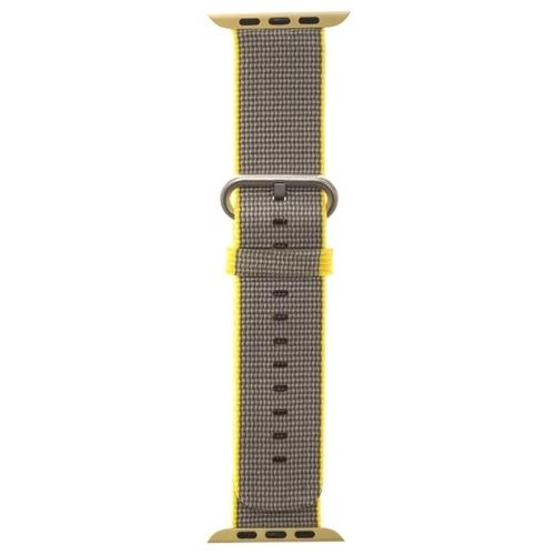 GSMIN Тканевый ремешок Neylon Stylish для Apple Watch 42/44mm