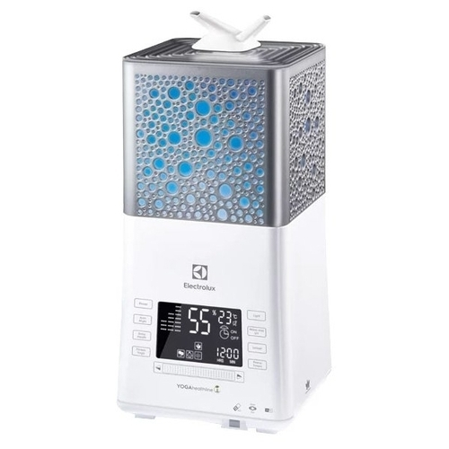 Увлажнитель воздуха Electrolux YOGAhealthline EHU-3815 D в комплекте с IQ-модуль Wi-Fi EHU/WF-15 и экофильтр-картриджем