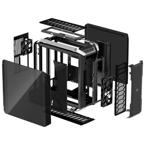 Компьютерный корпус Cooler Master COSMOS C700P (MCC-C700P-MG5N-S00) w/o PSU Black/silver