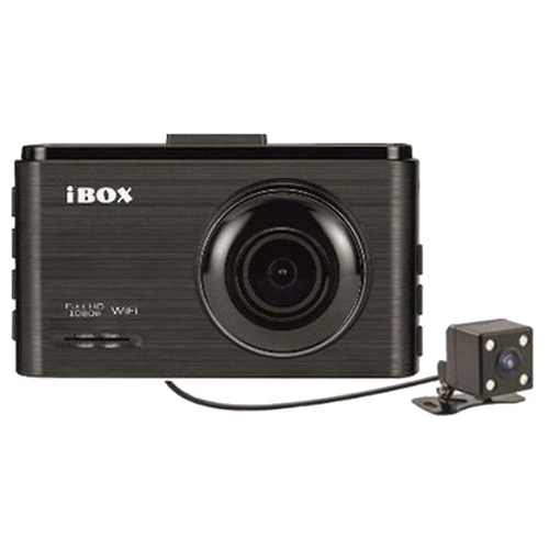 Видеорегистратор iBOX Z-920 WiFi (стандарт), 2 камеры