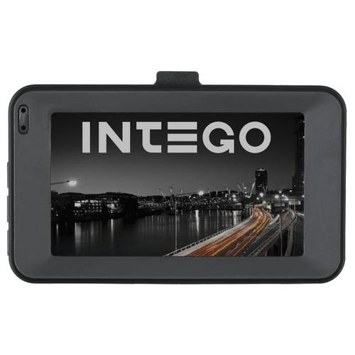 Видеорегистратор Intego VX-380DUAL, 2 камеры