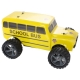 Монстр-трак Himoto School Bus (E18BSL) 1:18 24 см