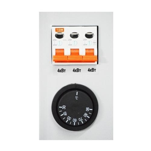 Электрический котел Rilano ЭВПМ-12 12 кВт одноконтурный