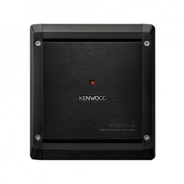 Автомобильный усилитель KENWOOD X301-4