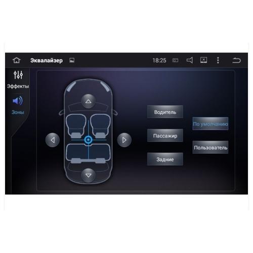 Автомагнитола ROXIMO CarDroid RD-1104F Toyota Corolla e150 (Android 8.0)