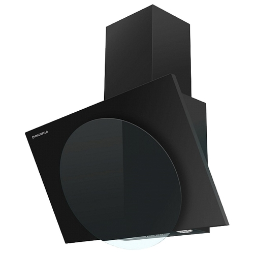 Каминная вытяжка MAUNFELD TOWER L (PUSH) 60 черный/черное