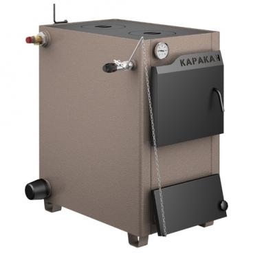 Твердотопливный котел Каракан 20ТПЭ 3 20 кВт одноконтурный