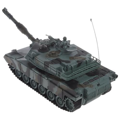 Танк Пламенный мотор Abrams M1A2 (87556) 1:28