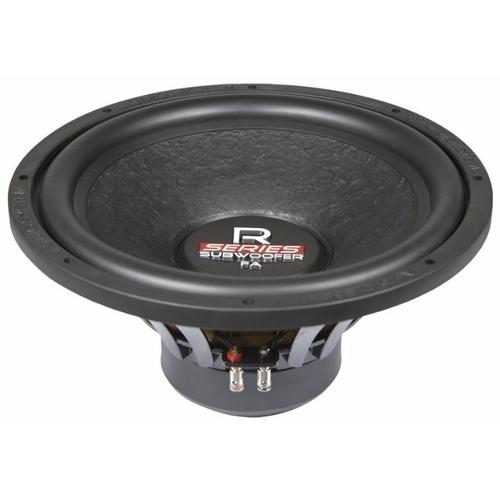 Автомобильный сабвуфер Audio System RADION R 15 FA