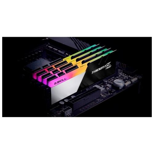 Оперативная память 16 ГБ 4 шт. G.SKILL F4-3600C16Q-64GTZNC